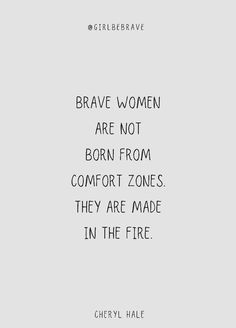 Brave Girl Quotes, Woman Quotes, Life Quotes, Jokes Quotes, Quotable Quotes, Best Self Quotes, Seeing Quotes, Life Verses, Brave Women