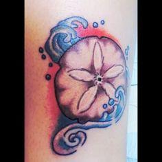 Sand Dollar Tattoo, Beach Tattoos, Tatting, Instagram, Bobbin Lace, Needle Tatting