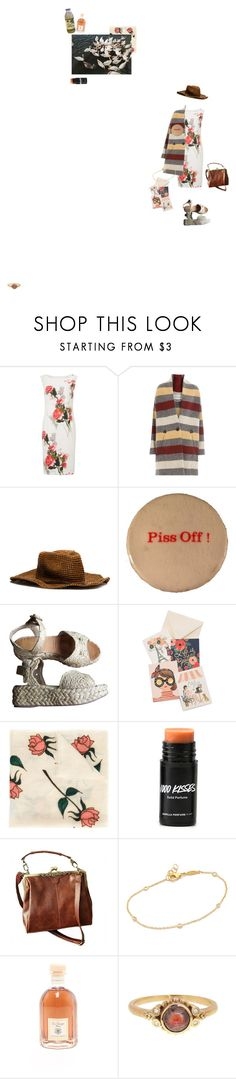 """""""Untitled #2284"""" by duumbblond ❤ liked on Polyvore featuring Phase Eight, Étoile Isabel Marant, Roots, Robert Clergerie, Rifle Paper Co, The Elder Statesman, Jacquie Aiche, Dr. Vranjes and Megan Thorne"""
