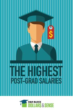 Does your teen need help choosing a major? Here are the college degrees earning top dollar post-graduation.