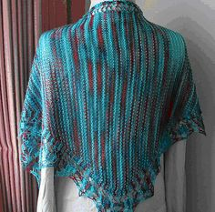 Ravelry: Fire and Ice pattern by Wendy D. Johnson