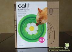 Produktvorstellung: Catit Senses 2.0 – Trinkbrunnen
