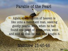 Parable of the Pearl