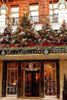 Claridges: London, was founded in 1812 as Mivart's Hotel located in a conventional London terrace house it grew by expanding into neighbouring houses. In 1860 Empress Eugenie made an extended visit and entertained Queen Victoria at the hotel, the reputati