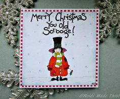 Pack of 6 Funny Christmas Cards. Wholesale Christmas Card Packs. Funny Dad…