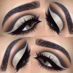 I need to learn how to do this! I mean, I cant see myself EVER wearing this, but I still need to learn how to do this!!!