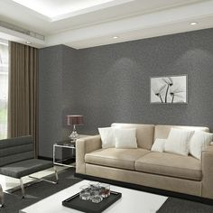 plain simple solid bedroom living beibehang friendly environmentally wallpapers roll colors
