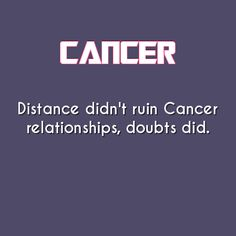 Cancer ♋ Zodiac Sign