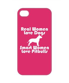 Pitbull Cell Phone Case