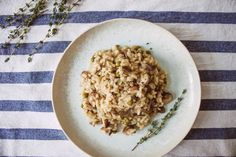 Traut euch ans Risotto!