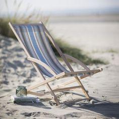 Beach day via (summer beach sand) Outdoor Tables And Chairs, Deck Chairs, Beach Day, Summer Beach, Summer Blues, Ocean Beach, Summer Sky, Blue Beach, Sand Beach