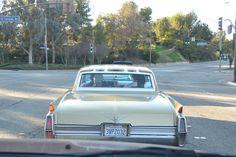 Street Spot: Chasing a Caddy