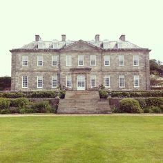 Antony House, Cornwall