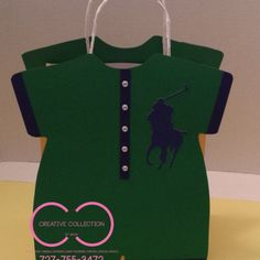 7328a905b528 Polo Inspired Onesie Gift Bags 1