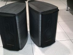 SONUS FABER AUDITOR M GRAPHITE, 1 PAIR , DEMO UNITS