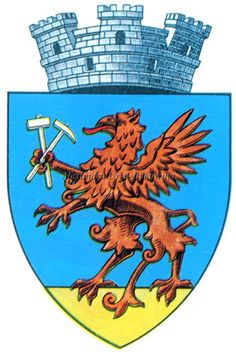 Ținutul Mureș. Județul Alba. Abrud. Capital City, Coat Of Arms, Rooster, Cities, Animals, Animales, Animaux, Roosters, Animal Memes
