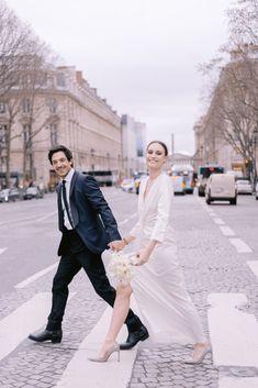 Sexy and Stylish Parisian Elopement Inspiration – Hotel Fauchon Paris – Laura Zorman – Bridal Musings 21