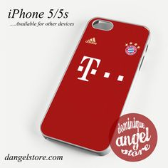 bayern munchen jersey Phone case for iPhone 4/4s/5/5c/5s/6/6 plus