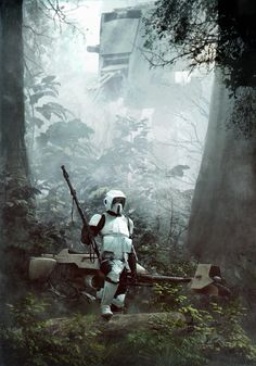 The Scout (Stormtrooper)