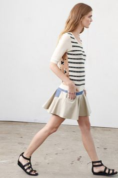 Thakoon Addition Spring 2012 Ready-to-Wear