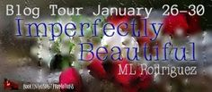 Check out this book tour featuring Imperfectly Beautiful by ML Rodriguez. Find excerpts and more by clicking the link!