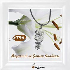 Bilgeliği temsil eden ' Baykuş ' kolye. İletişim için : nilden@bomsabom.com www.bomsabom.com