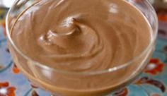 Σοκολατένια μους με γιαούρτι από το Icookgreek.com!