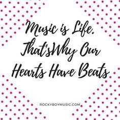 Reposting @rockyboymusic: So true! Music really is life! Is music your life?⠀ ⠀ .⠀ .⠀ .⠀ .⠀ #socialmedia #socialmediamarketing