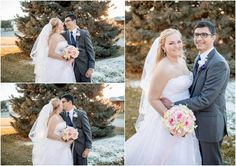 Married : Mr. and Mrs. Couto   Cheyenne, WY Wedding Photographer » Emily Kowalski Photography