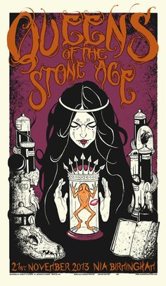 Jacknife Design, Queens of the Stone Age, 2013