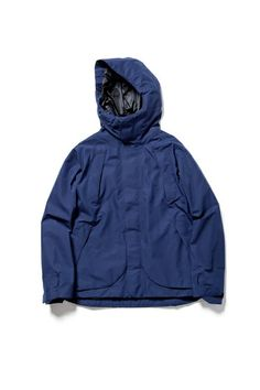 <GOLDWIN> GORE-TEX® MOUNTAIN PARKA LIMITED COLOR for Steven Alan | STEVEN ALAN / スティーブンアラン 公式通販