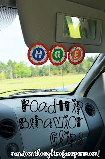 Six Sisters Stuff: 50 Road Trip Ideas for Kids! Great ideas with lots of links for printables and lists.