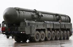 представлять не надо) оснащаются новыми ракетами Ярс с недавнего времени.