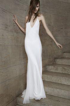 Vera Wang - elegant simplicity.