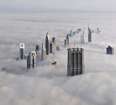 Burj Khalifa Observation Deck (Dubai)