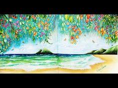 MAGICAL JUNGLE | SELVA MÁGICA: Paradise by Diana Moraes - YouTube