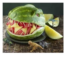 Cool melon-dino