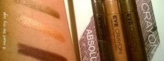 It Must Be My Age: Review: Absolute Eye Crayon Trio