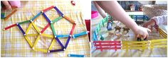 30 Children's Crafts With Popsicle Sticks