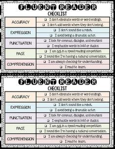 Oral reading fluency strategies photos 164