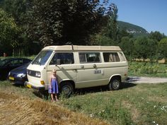 a2032d5265 1980 T25 Vanagon Westfalia CU 2 ltr Automatic. With weather like spring I  can