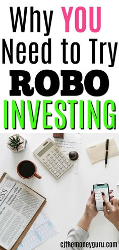 Is Robo Investing Right for You? New and Experienced Investors Need to Read This