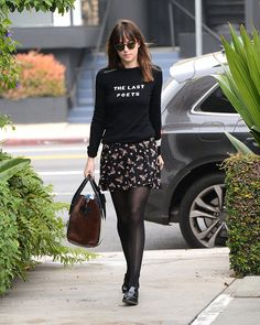Best Dressed Dakota Johnson