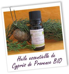 Cette huile essentielle de Cyprès de Provence BIO est connue pour ses qualités exceptionnelles comme tonique de la circulation veineuse. Elle est aussi réputée pour réguler les transpirations excessives et calmer la toux, ainsi que pour rééquilibrer psychiquement.
