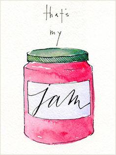 that's my jam.