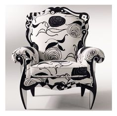 Chair fit for a Queen. #plocomiBw
