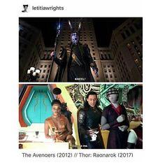 Now thats what we call Character Development- - - - - #marvel #marvelstudios #avengers #thorragnarok #loki #thor #tumblrposts #lokilaufeyson #captainamerica #ironman #spiderman #avengersinfinitywar #blackwidow