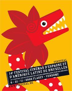 Teresa Sdralevich, 14. Festival cinemas d'Espagne et d'Amerique latine de Bruxelles, 2006