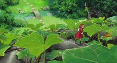 The Secret World of Arrietty - Minus