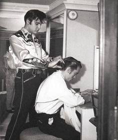 barber shop scene setter - Google Search
